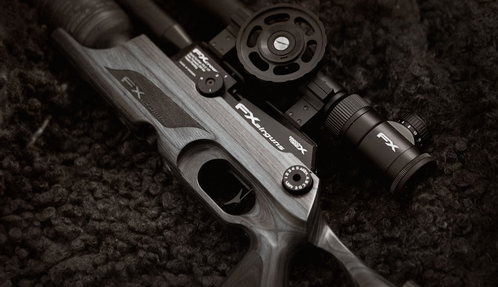 THE CROWN - FX Airguns