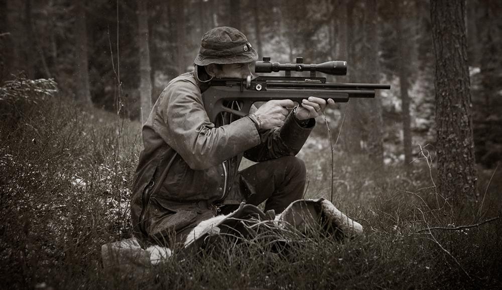 DREAMLINE BULLPUP - FX Airguns
