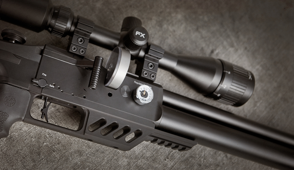 DREAMLINE TACTICAL - FX Airguns